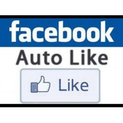 Facebook AUTOMATIC Status Likes