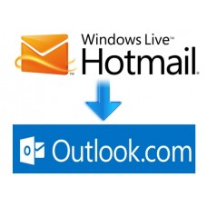 1000 Hotmail/Outlook Email Fresh Normal Accounts