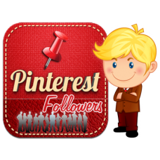 1000 Pinterest Quality Followers